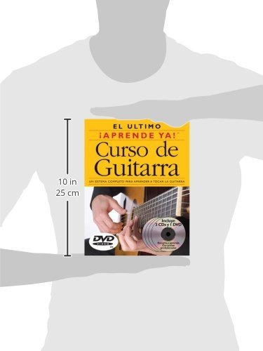 Aprende Ya! Curso de Guitarra: 3 Books/3 Cds/1 DVD Boxed Set With 3 CDs and DVD: Amazon.es: Ed Lozano: Libros