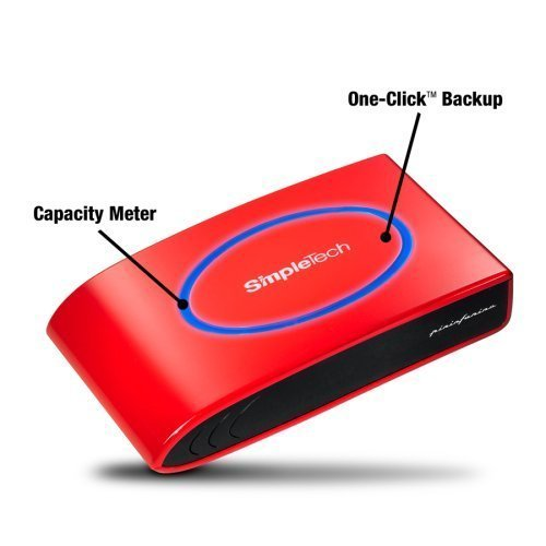 - SimpleTech SP-U35/160 SimpleDrive 160 GB 3.5-Inch USB 2.0 Portable Hard Drive