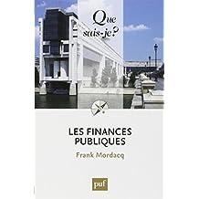 Finances publiques (Les) [ancienne édition]