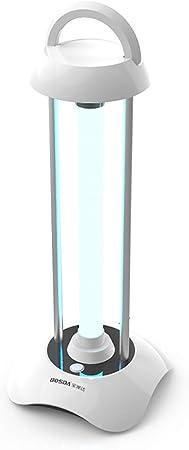 Luz Esterilizadora UV, Purificador De Aire, Ozono, Desinfectante ...