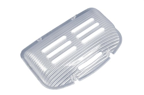 LG Electronics MCK30060901 Freezer Light Lens Cover, Clear (Refrigerator Light Cover)
