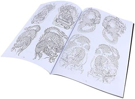 Cuticate Tattoo Design Directory Book Essential Reference For Body Art 48 Pages Amazon Sg Beauty