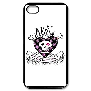 Order Case Avril Lavigne For iPhone 4,4S O1P583305