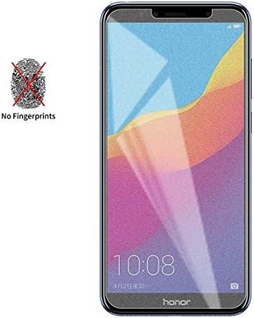 WTYD 電話アクセサリー Huawei Honor 7A用非フルマットフロスト強化ガラスフィルム