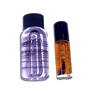 Spirit Gum & Remover Combo Kit 118