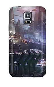 New Style Cody Elizabeth Weaver Vehicle Sci Fi Premium Tpu Cover Case For Galaxy S5