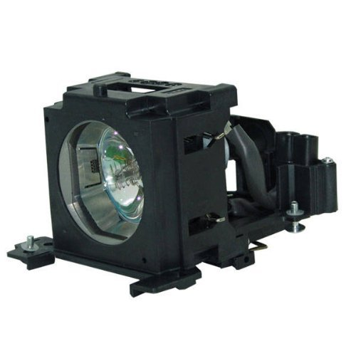 GloWatt DT00751 / CPX260LAMP Projector Replacement Lamp With Housing for Hitachi Projectors