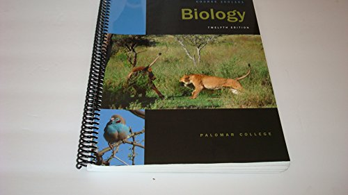 Biology Lab Manual for Palomar College