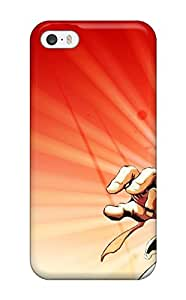 Best 5573907K98360147 Premium Tpu Street Fighter Cover Skin For Iphone 5/5s
