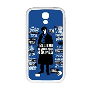 Sherlock holms Cell Phone Case for Samsung Galaxy S4
