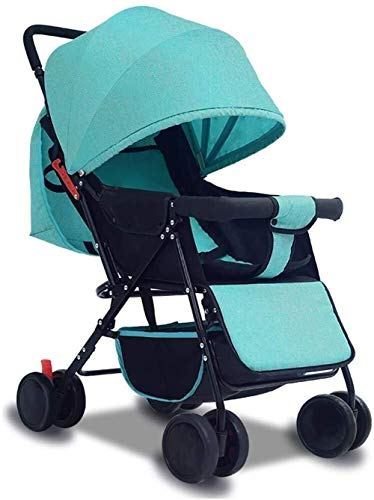 Weiig Stable Lightweight Umbrella Stroller for Infant,Foldable Pushchair Baby Buggy with Adjustable Backrest for Newborn…