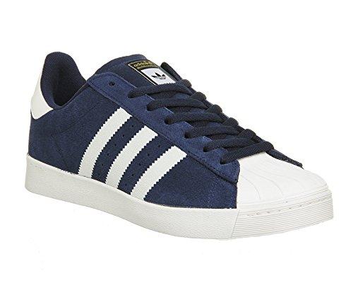 Adidas Superstar Vulc ADV, colligate navy/chalk white/colligate navy - NAVY WHITE NAVY