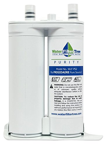 Frigidaire WF2CB - WLF-PS2 Water filter for Refrigerator compatible with Electrolux EWF2CBPA, Kenmore 46-9911, PureAdvantage, FC100, SWF2CB, NGFC-2000 (9911 Water Filter compare prices)