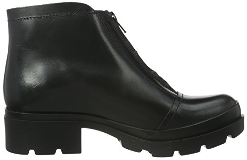 FLY London Mike738fly, Botines para Mujer Negro (Black 000)