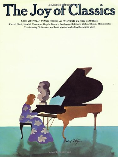 The Joy of Classics: Piano Solo (Joy Of...Series) - Mall Yorktown