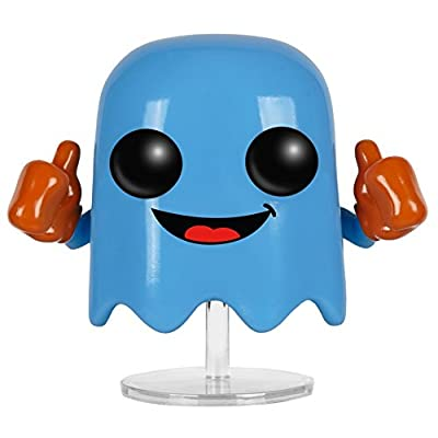 Funko POP Games: Pac-Man - Inky Action Figure: Funko Pop! Games:: Toys & Games