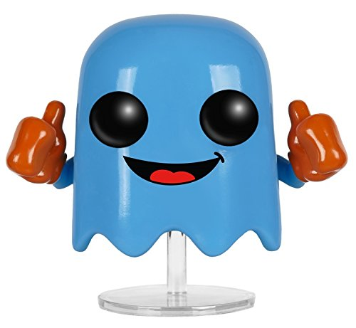 Funko POP Games: Pac-Man – Inky Action Figure