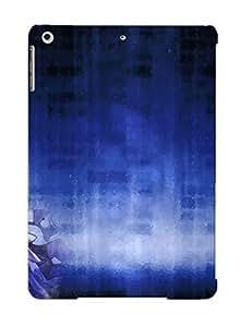 Ipad Air Case - Tpu Case Protective For Ipad Air- Aqua Kingdom Hearts Case For Thanksgiving's Gift