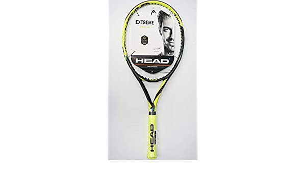 Amazon.com : |VuTenniscom| Head Graphene Touch Extreme Lite Tennis Racquet, Free String (#3 [4 3/8]) : Sports & Outdoors