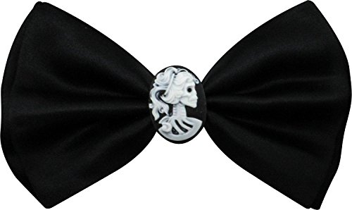 (Enimay Halloween Pre-Tied Bow Ties Lady Cameo)