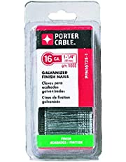 PORTER-CABLE PFN16125-1 1-1/4-Inch, 16 Gauge Finish Nails (1000-Pack)