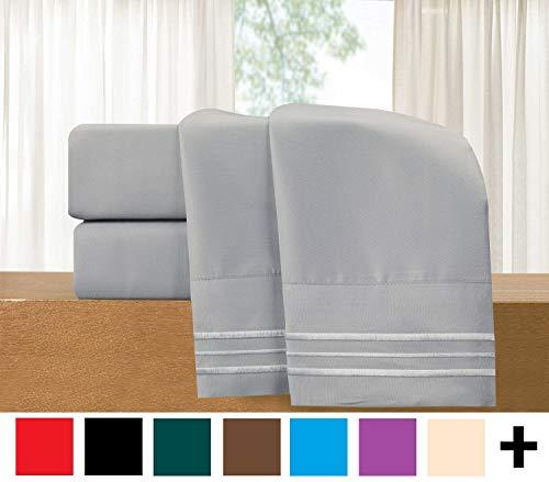Luxury 4-Piece Bed Sheet