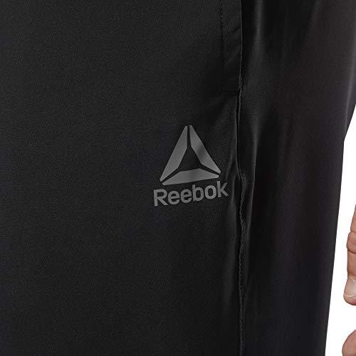Reebok Men's Elements Woven Open Hem Pant