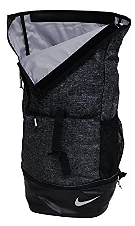 fef769c4a7df Amazon.com  Nike Sport III Golf Backpack (Black Heather)  Sports   Outdoors