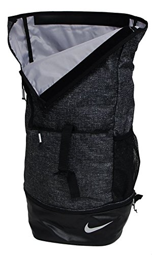 Amazon.com  Nike Sport III Golf Backpack (Black Heather)  Sports   Outdoors 5af6e6c143d4b