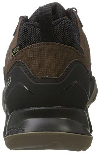 Adidas Mænd Terrex Hurtige R Gtx Vandrestøvler, Brun / Sort Kerne / Simpel Brun (marrone Marron / Negbas / Marsim)
