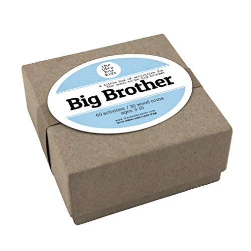 The Idea Box Kids Big Brother: Activities for the Soon-to-be Big Brother