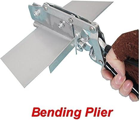 Manul dobladora para aluminio, hierro, acero inoxidable Publicidad signo Bending equipo para luminoso canal carta Making
