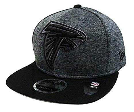 Image Unavailable. Image not available for. Color  New Era Atlanta Falcons  9FIFTY Heather Huge Snapback ... 6eeda08bd603