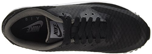 Nike Air Max 90 Ultra Essential, Scarpe Sportive Uomo Nero (Black/Dark Grey/White)