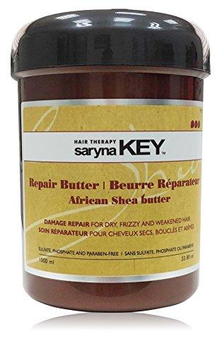 - Saryna Key Damage Repair Shea Butter Mask (33.8oz)