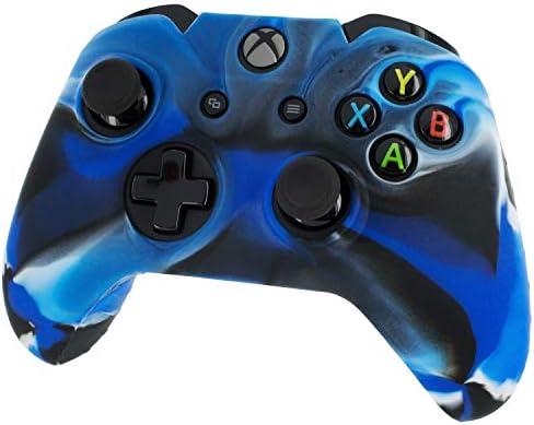 Assecure Pro - Funda para mando de Xbox One (silicona, empuñadura ...