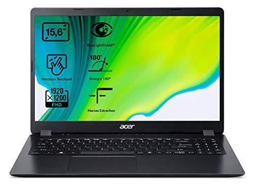 🥇 Acer Aspire 3 A315-56 – Portátil 15.6″ FullHD