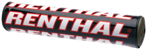 Renthal P261 Black/Red SX Crossbar Pad by Renthal