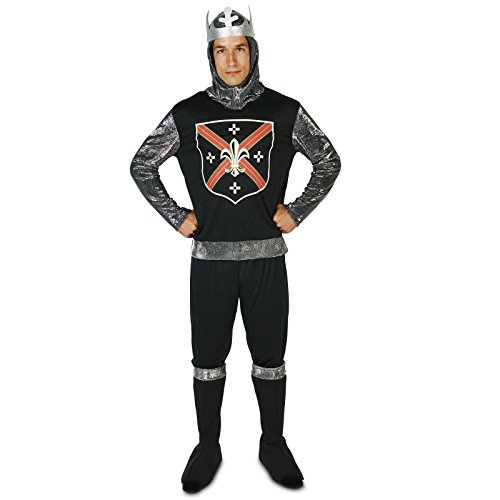 [Renaissance Knight Adult Costume L] (Medieval Shirt Adult Costumes)