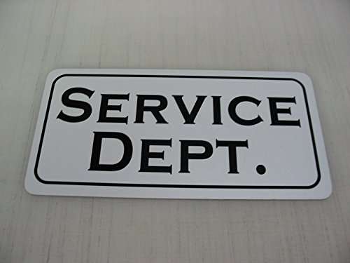 service department - 2