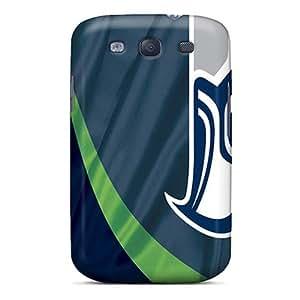 Samsung Galaxy S3 XzI9896tKJw Support Personal Customs Beautiful Seattle Seahawks Image Shock Absorption Hard Phone Cases -SherriFakhry