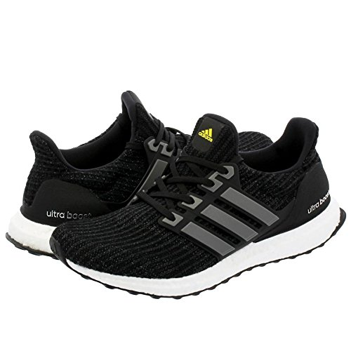腹結婚海藻[アディダス] adidas ULTRA BOOST LTD CORE BLACK/IRON MET/VIVID YELLOW