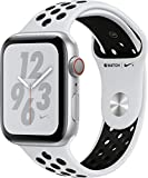 Apple Watch Series 4 (GPS+Cellular) Aluminum Case Unlocked Compatible with iPhone 5s and Above...