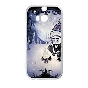 Peronalised Phone Case Don't Starve For HTC One M8 LJ2S32209