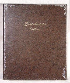 Dansco Eisenhower Ike Dollars Album #7176