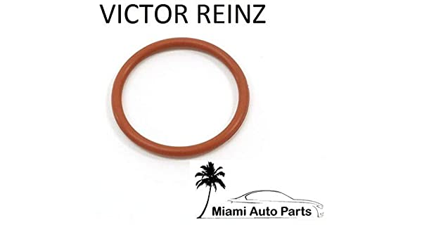 Mercedes w203 c230 Timing Cover Seal Front Cover 2 Head o-ring sealing gaket