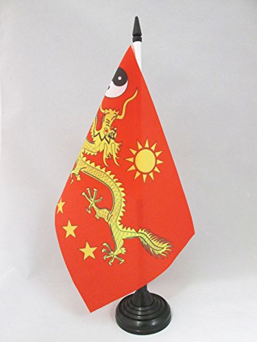 AZ FLAG Imperial China New Table Flag 5