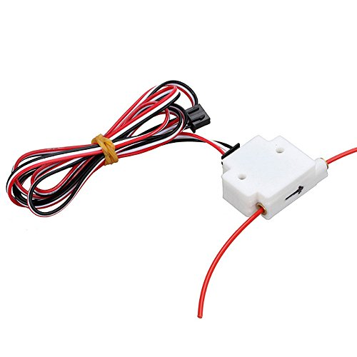 Sunhokey 3D Printer Filament Detection Sensor Module Filament Run-Out Pause Detecting Monitor for 3D Printer Lerdge Board 1.75mm PLA ABS Filament