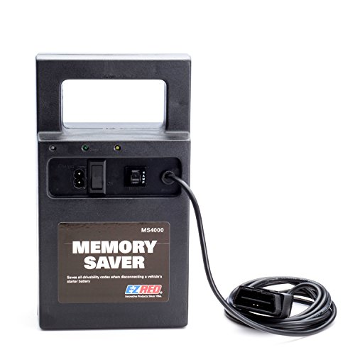 EZ Red MS4000 Automotive Memory Saver With Built In Charger