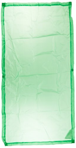 Abilitations Cozy Shades Softening Light Filters - 54 x 24 inches - Pack of 4 - Green ()